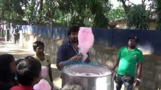 Aatagara Actor Chiranjeevi Sarja Candy Crush