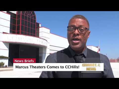 NewsBriefs: Marcus Theaters Comes to Country Club Hills