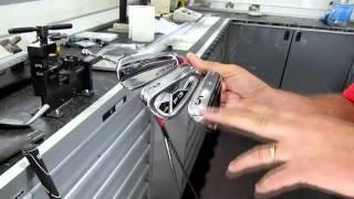 Golf Club Making - Blade vs Cavity