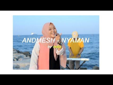 andmesh---nyaman-ft-reika-ria-(-official-music-video-)
