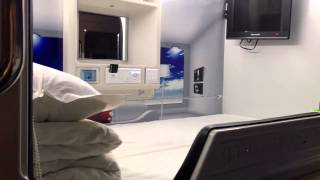$6.94/Night Chinese Capsule Hotel