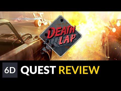 Death Lap | Oculus Quest Game Review