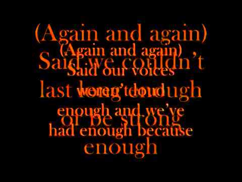 Linkin Park   Debris with Lyrics