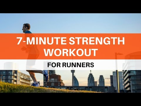 7-Minute Strength Workout for Runners