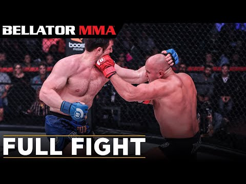 Федор Емельяненко - Чейл Соннен / Emelianenko vs. Sonnen - Full Fight
