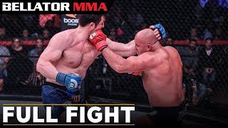Cover images Full Fight | Fedor Emelianenko vs. Chael Sonnen - Bellator 208