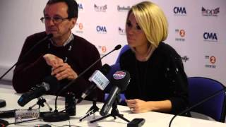 Press Conference @C2C London 2016 - Carrie Underwood