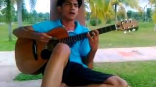 (guitar cover)impian dari dunia khayalan
