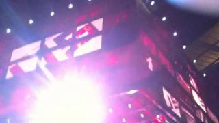 Muse - Intro + Uprising (live @ Wembley Stadium, 2010)