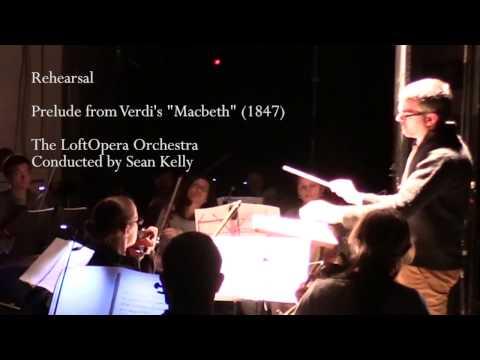 Prelude from Verdi's