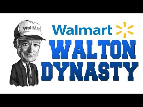 WALTON SECRET FAMILY DYNASTY ( 2018 FULL DOCUMENTARY VIRAL ) WALMART ELITES IN RETAIL & MERCHANDISE.