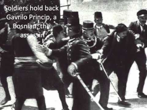 a report on the assassination of franz ferdinand Assassination of archduke franz ferdinand lesson plans and worksheets from thousands of teacher-reviewed resources to help you inspire students learning.