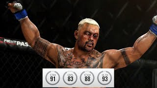 EA UFC 3 Fake Glove Touch Karma! - Don