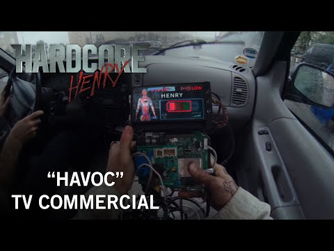 "Hardcore Henry | ""Havoc"" TV Commercial 