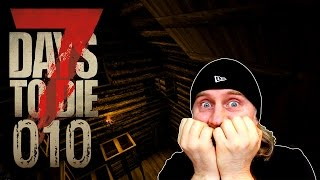 7 Days to Die [010] [Dach ausbauen in der Feralnacht] Let's Play Gameplay Deutsch German thumbnail