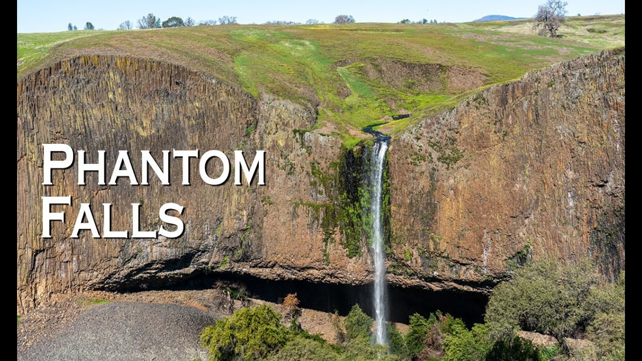 Phantom Falls Hike In The North Table Mountain Ecological Reserve