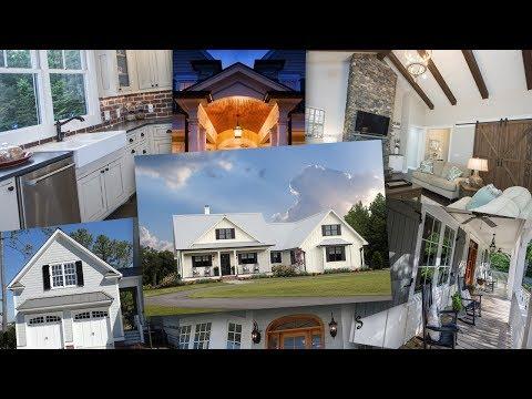 Design Elements of the Modern Farmhouse