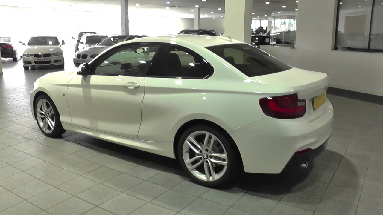 bmw 2 series coupe f22 218d coupe n47 2 0 m sport z2mb u4588 youtube. Black Bedroom Furniture Sets. Home Design Ideas