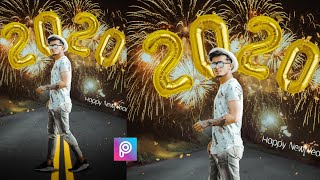 Picsart Happy New Year 2020 Photo Editing Tutorial In Picsart Step By Step AFPictures