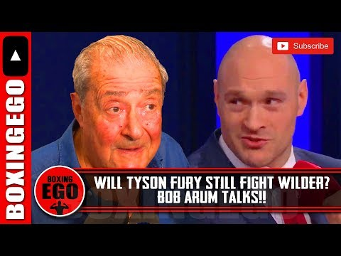 WILL WILDER VS FURY 2 HAPPEN NEXT? BOB ARUM ANSWERS MILLION DOLLAR QUESTION