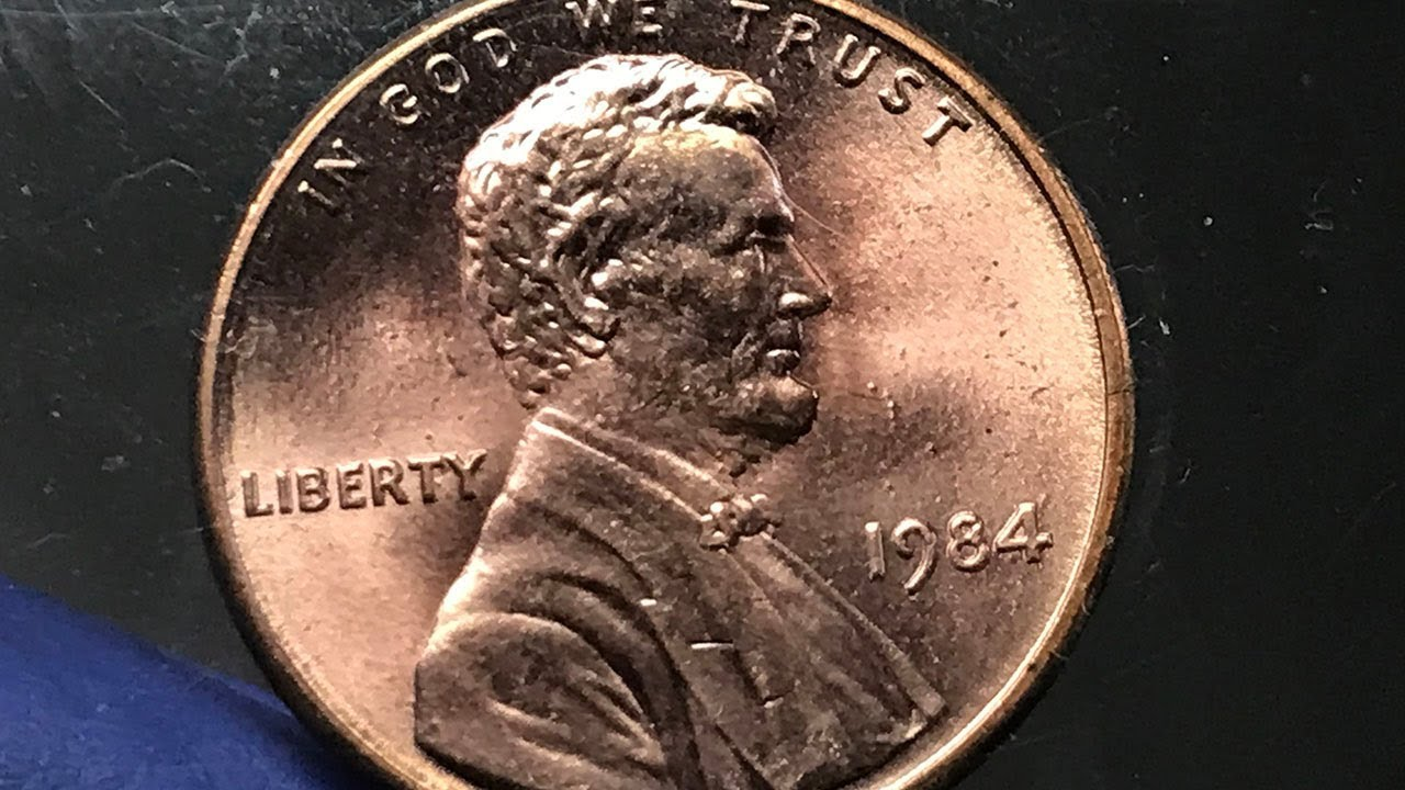 1984 Penny Worth Money - How Much Is It Worth and Why?