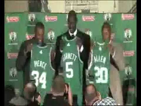 Boston Celtics Intro 2007-08
