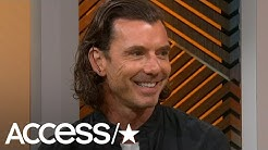 Gavin Rossdale Jokes That Oldest Son Kingston Is 'So Over' His Music Tour | Access