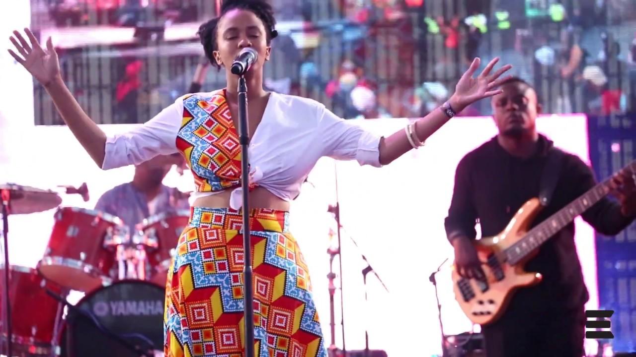 Mpho Sebina Cameroon female musicians