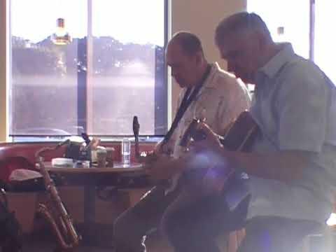 """Adam Brenner - Alto Sax with Ray Machiarola - Guitar play """"The End Of A Love Affair"""""""