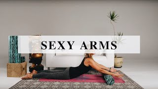 Sexy Arms Foam Rolling Sequence