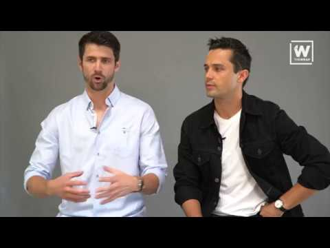 James Lafferty, Stephen Colletti on 'Ridiculous' Auditions That Inspired 'Everyone Is Doing Great'