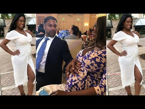 Home Stretch Update: Kenya Moore E! News Exclusive...