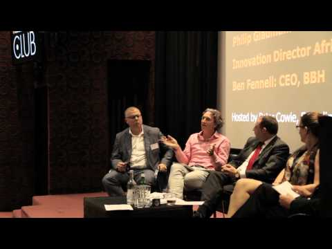 Oystercatchers Club | Sept 2014 | Shaping the new agency/brand marketing model | Long