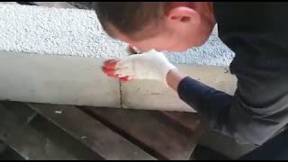 видео Полиуретановый строительный клей