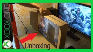 Unboxing (ESPAÑOL) Xbox One S Military Green Special Edition Battlefield 1 pack Early enlister