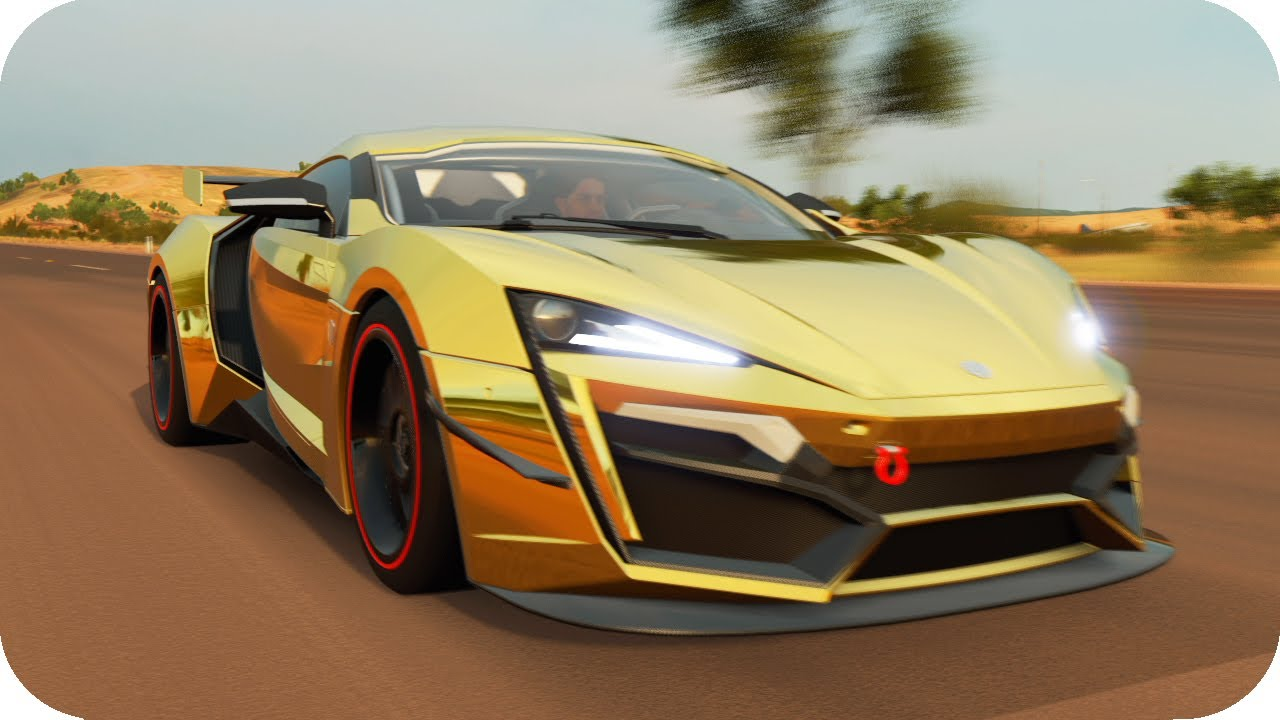 2017 Lykan Hypersport >> LYKAN HYPERSPORT!! TUNEO Y TOP SPEED CHALLENGE!! | FORZATHON FH3 - YouTube