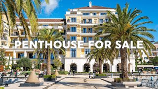 Luxury penthouse for sale in Regent Hotel