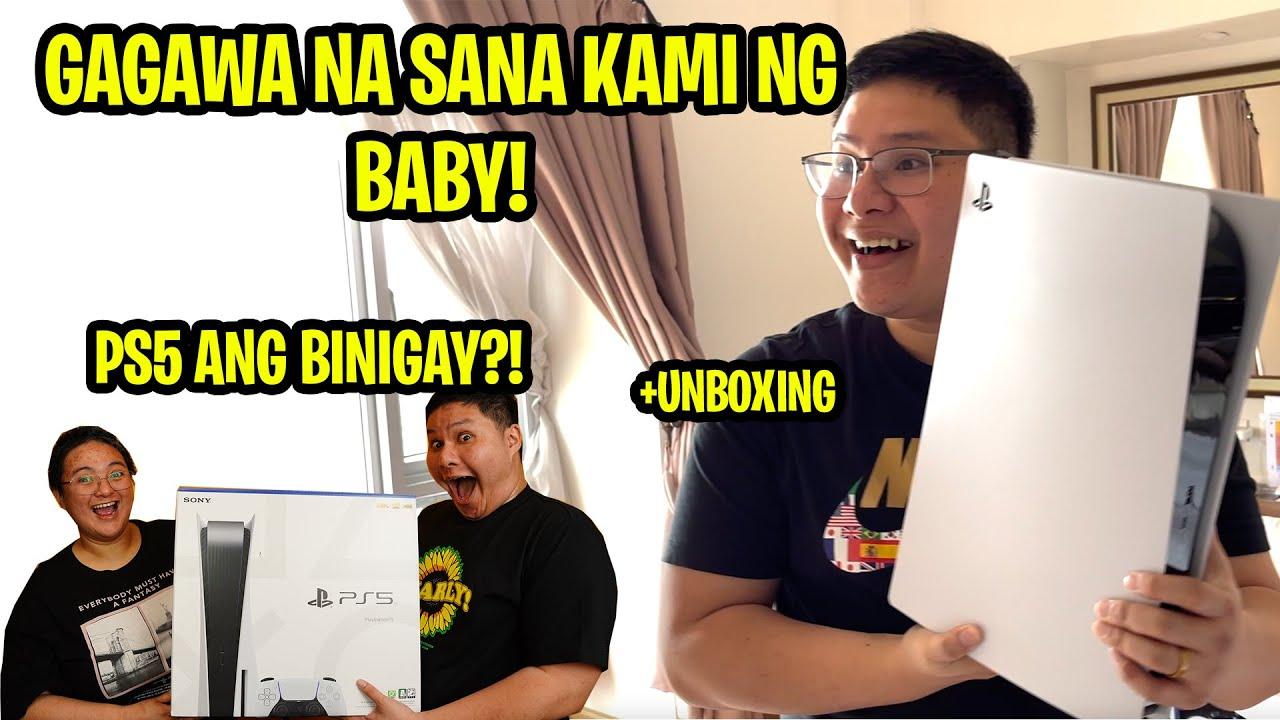 PS5 SURPRISE NI SHANG! OMG! MAS OKAY PA TO SA BABY!