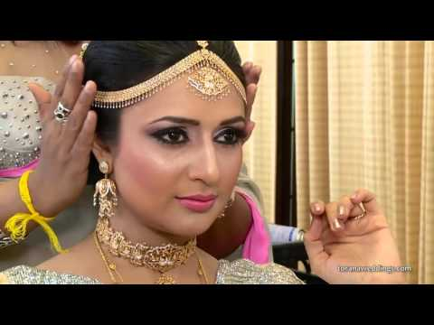 Divyanka's photoshoot and ramp in Srilanka full video(credit/source-ToranaWeddings)