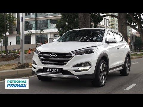 Hyundai Tucson 1.6 T-GDi & R 2.0 CRDi 2017 - Roda Pusing Review