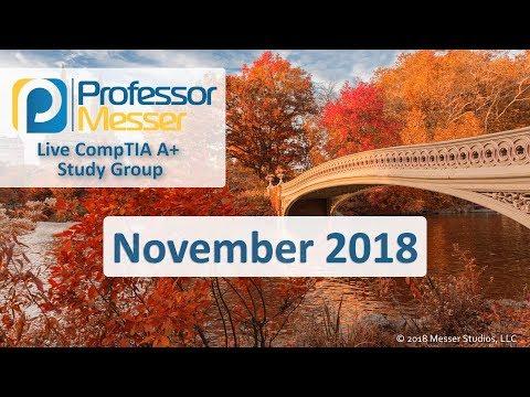 Professor Messer Network+ Pdf