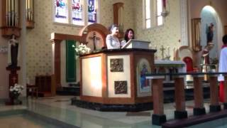 Take My Life (cover) for Missionaries of the Poor
