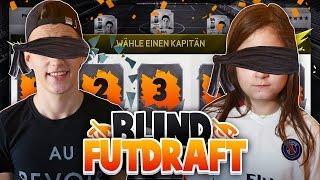 FIFA 16 EXTREM BLIND FUT DRAFT MIT KLEINER SCHWESTER!