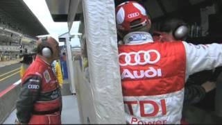 All-new Audi R15 TDI Videos