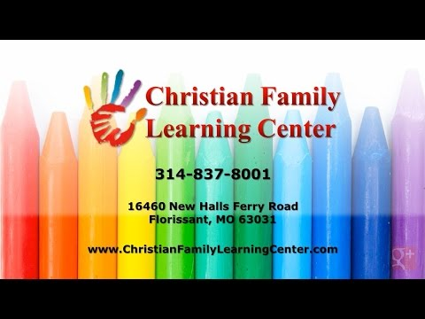 Christian Family Learning Center | St Louis MO Child Care Services