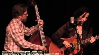 """Rita Hosking and Cousin Jack perform: """"The Coyote"""""""