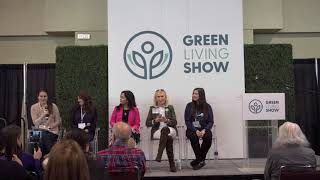 Green School Green Future at the Green Living Show