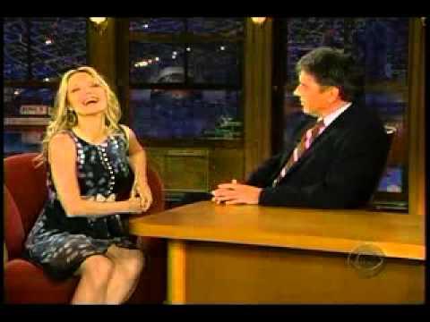 Michelle Pfeiffer on Craig Ferguson Show