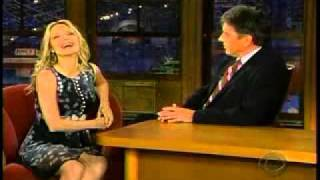 Michelle Pfeiffer on Craig Ferguson Show