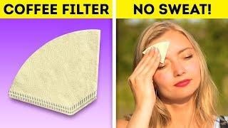 33 SMART LIFE HACKS THAT WILL SAVE YOU FROM HEAT